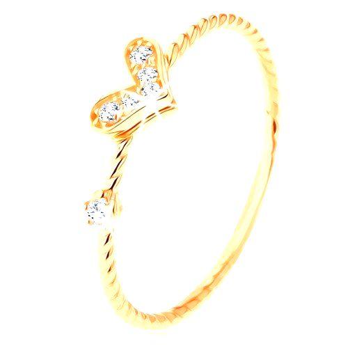 Zlatý prsteň 375