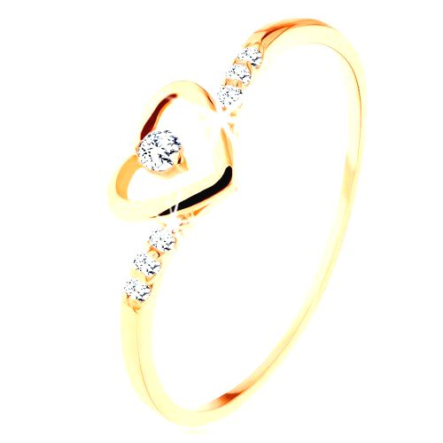 Zlatý prsteň 585